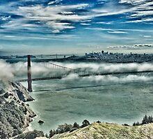 SF View by vincefoto