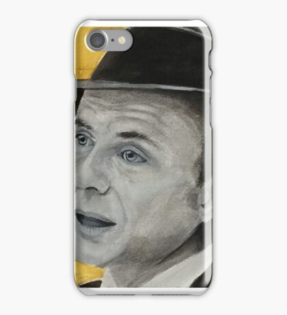 I painted him my way iPhone Case/Skin