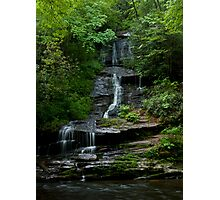 Tom's Branch Falls - Smoky Mountains Photographic Print