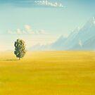 Peaceful valley by Roberto Nieto