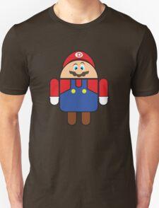 Super Droid Bros. Mario T-Shirt