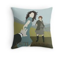 Outlander - The Series Throw Pillow