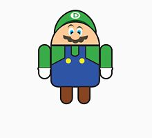 Super Droid Bros. Luigi Unisex T-Shirt