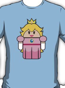 Super Droid Bros. Princess Peach T-Shirt