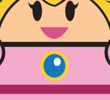 Super Droid Bros. Princess Peach Sticker