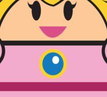 Super Droid Bros. Princess Peach Sticker