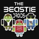 THE BEASTIE DROIDS by jayveezed