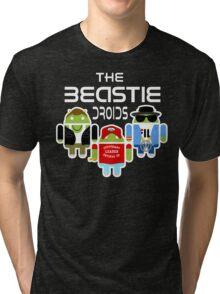 THE BEASTIE DROIDS Tri-blend T-Shirt