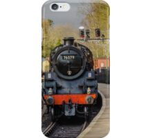 Steam train iPhone Case/Skin
