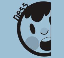 Ness Neff Parody v2 Kids Tee