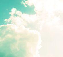 Vintage Sky by Claire Dimond
