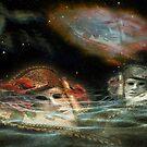 Mask Nebulae Dream by RosaCobos