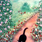 """The Cat"" by Gabriella Nilsson"