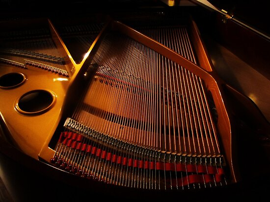 Heart Of The Piano by trueblvr