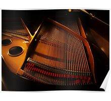 Heart Of The Piano Poster