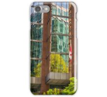 VANCOUVER REFLECTIONS iPhone Case/Skin