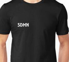sdmn white Unisex T-Shirt