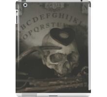 Cabinet of curiosities iPad Case/Skin