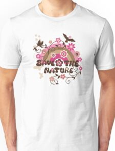 Earth day Save Nature Unisex T-Shirt
