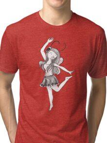 Fairy Girly Tri-blend T-Shirt