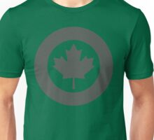 Royal Canadian Air Force Insignia (Low Vis) Unisex T-Shirt