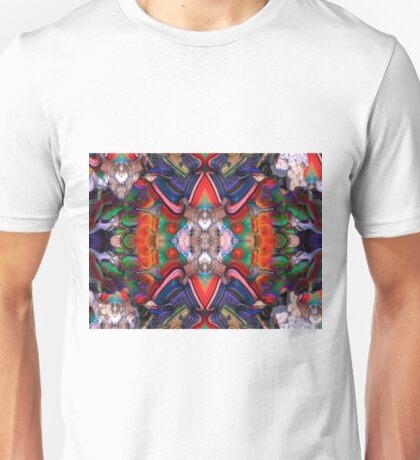 Worlds Almost Kaleido Unisex T-Shirt