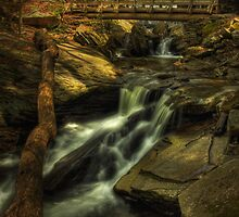 Below R.B. Ricketts Falls May 2011 by Aaron Campbell