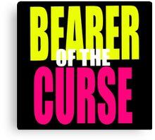 Bearer Of The Curse Canvas Print