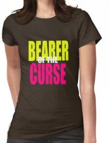 Bearer Of The Curse Womens Fitted T-Shirt