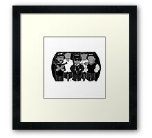 Straight out of Compton Framed Print