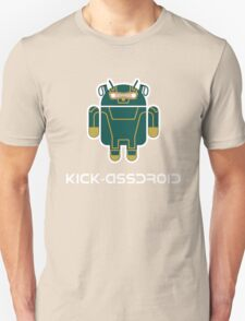 Kick-Assdroid T-Shirt