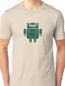 Kick-Assdroid (no text) Unisex T-Shirt