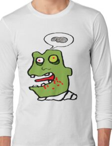 brains Long Sleeve T-Shirt