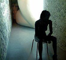 Left In The Dark by Michael J Armijo