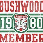 Retro Bushwood 1980 Member by iEric