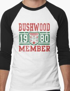Retro Bushwood 1980 Member Men's Baseball ¾ T-Shirt