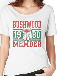 Retro Bushwood 1980 Member Women's Relaxed Fit T-Shirt