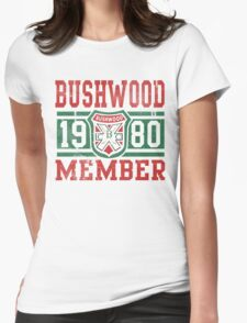 Retro Bushwood 1980 Member Womens Fitted T-Shirt