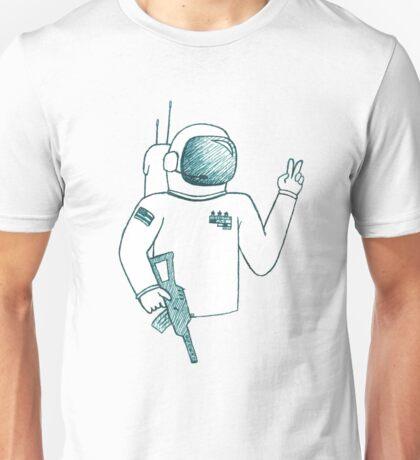 Peaceful Warefare Unisex T-Shirt