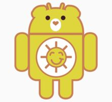 DROIDSHINE BEAR by Keez