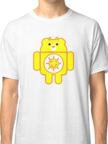 DROIDSHINE BEAR Classic T-Shirt
