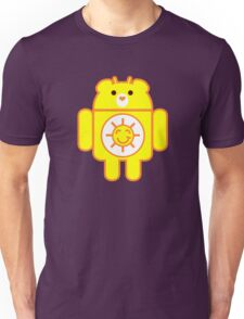 DROIDSHINE BEAR Unisex T-Shirt