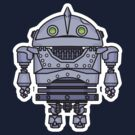 Droid Giant by Bleee