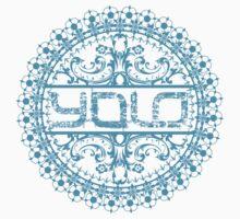 Yolo Decor Blue by yolo808