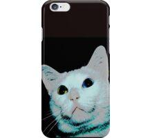 Pink kitty  iPhone Case/Skin