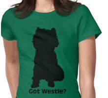 Got Westie? Womens Fitted T-Shirt