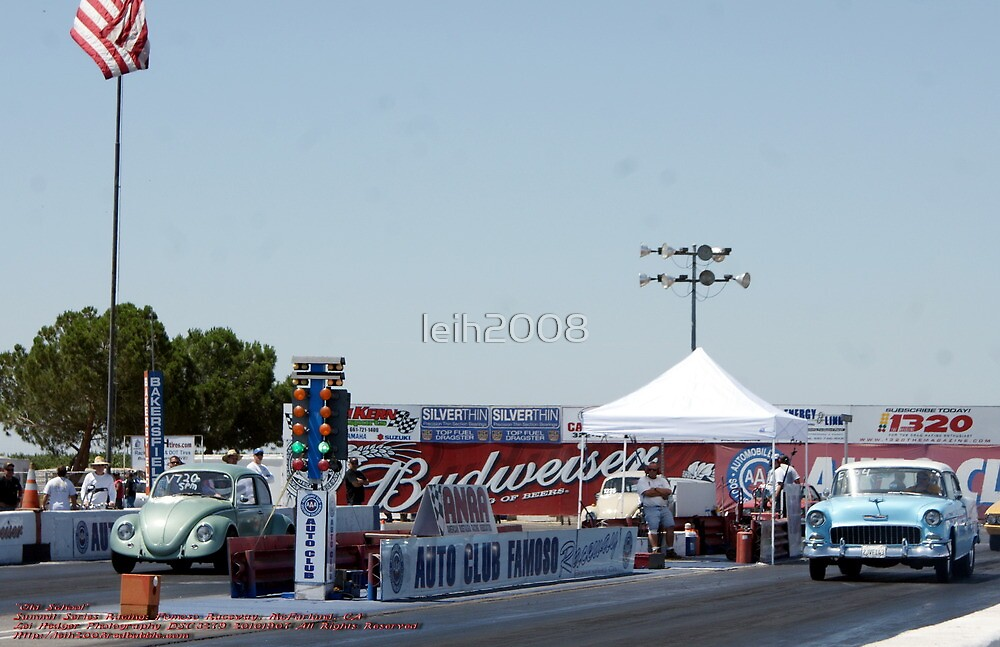"""Old School""; Fomoso Raceway, McFarland, CA Summit Series Racing by leih2008"