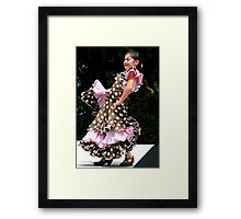"""Flamenco!"" Framed Print"