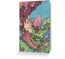 Four Seasons Collection - Spring Greeting Card Greeting Card