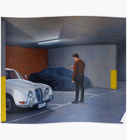 Harbinger, Oil on Linen, 91x107cm, 2011 Poster